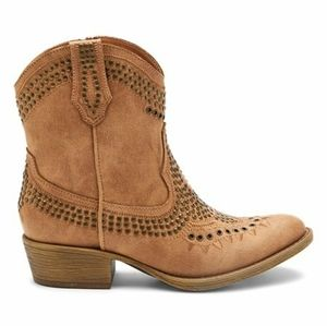 Coconut by Matisse Amour Western Booties